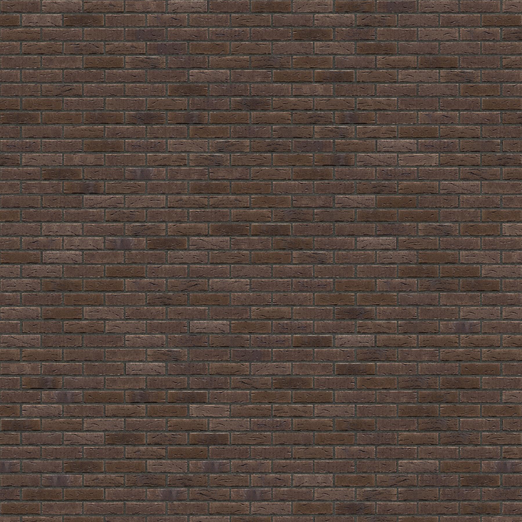 Dekorativna cigla listela FeldHaus Klinker r-669 nf Antracit Fuga