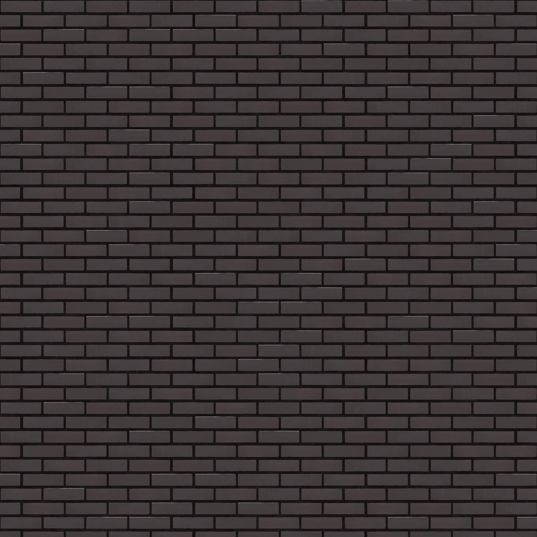 Dekorativna cigla listela FeldHaus Klinker r-700 nf Antracit Fuga
