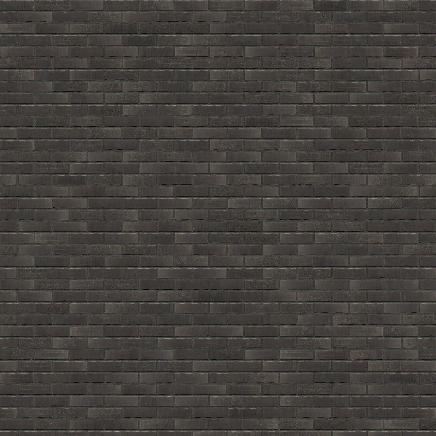 Dekorativna cigla listela FeldHaus Klinker r-736 nf Antracit Fuga