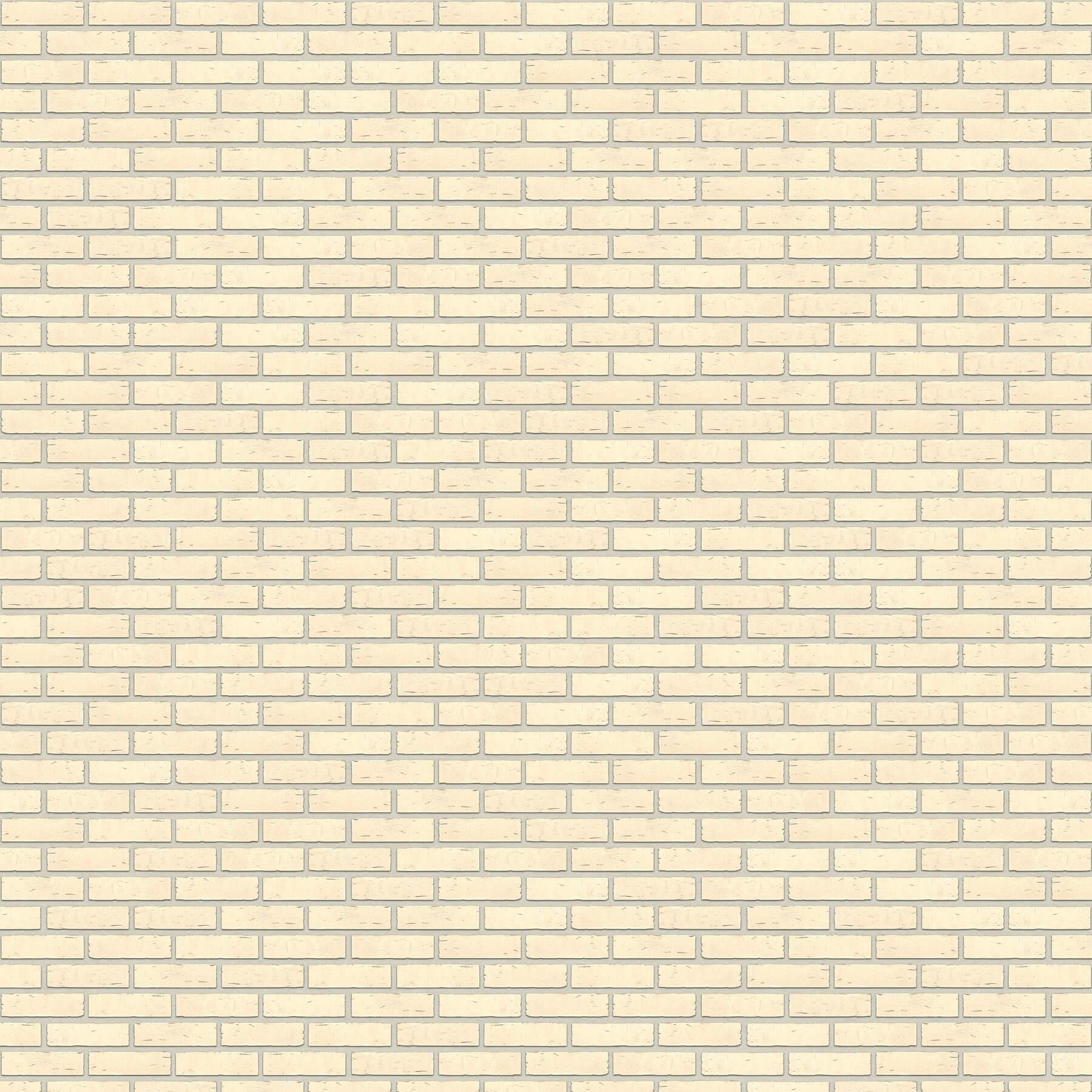 Dekorativna cigla listela FeldHaus Klinker r-763 nf Bela