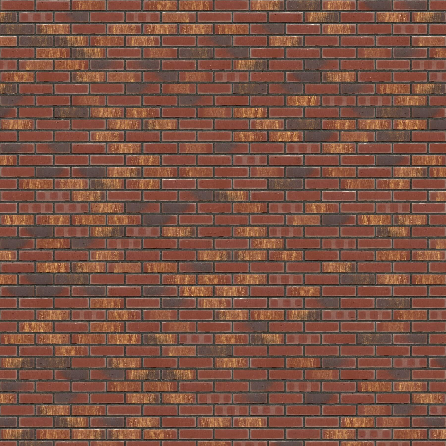 Dekorativna cigla listela FeldHaus Klinker r-769 nf Antracit