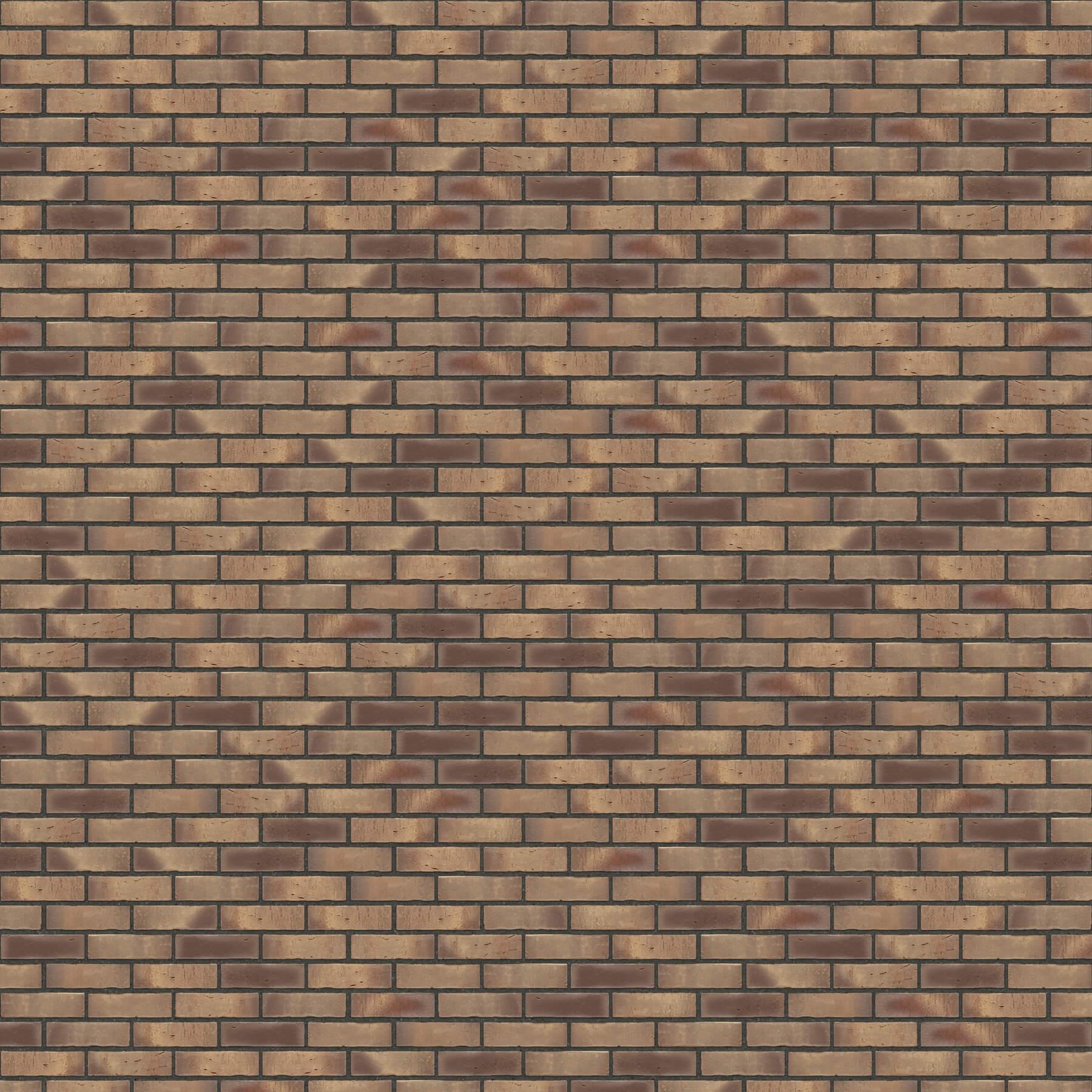 Dekorativna cigla listela FeldHaus Klinker r-931 nf Antracit Fuga