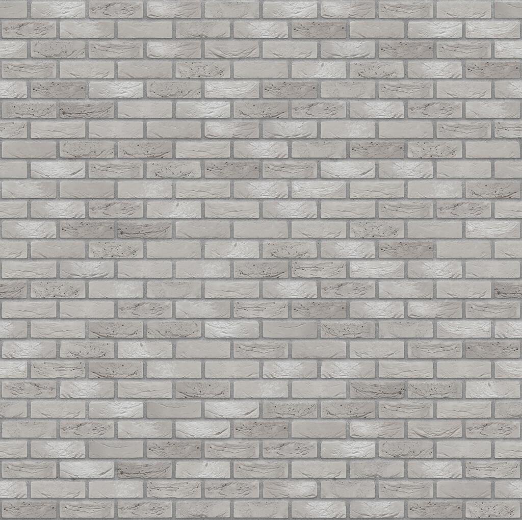 Dekorativna cigla listela Vandersanden 123-rega Siva