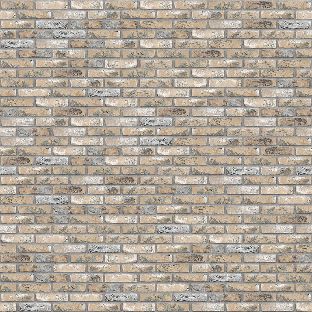Dekorativna cigla listela Vandersanden 302-hubertus Siva Fuga