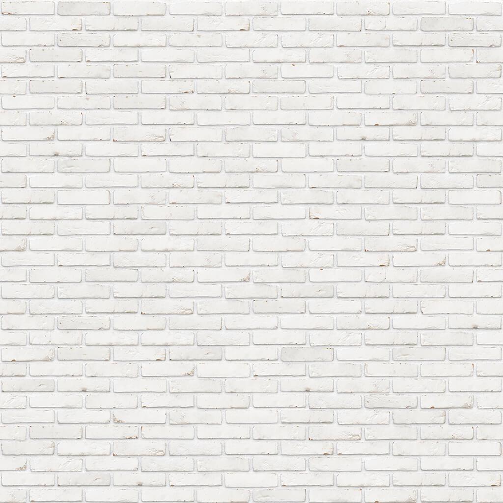 Dekorativna cigla listela Vandersanden 350-rainbow-whiteBela Fuga