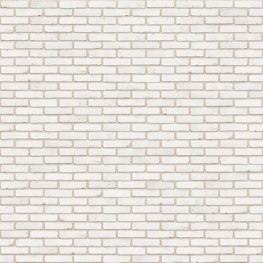 Dekorativna cigla listela Vandersanden 350-rainbow-whiteBez Fuga