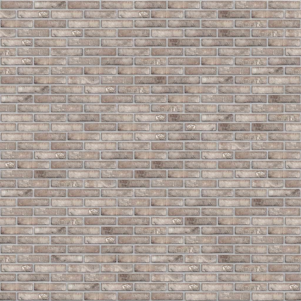 Dekorativna cigla listela Vandersanden 362-rainbow-greydust Siva Fuga