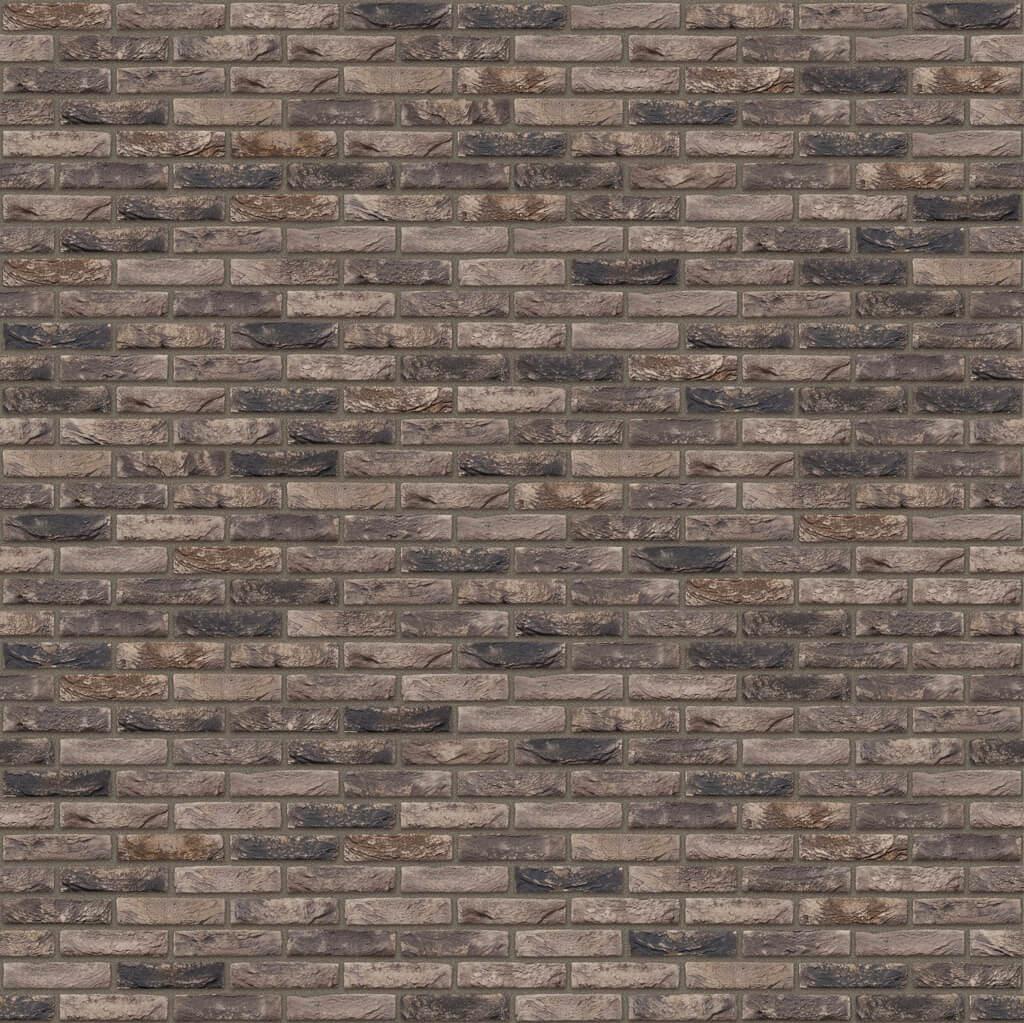 Dekorativna cigla listela Vandersanden 45-lithium Tamno Siva Fuga