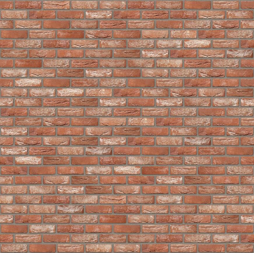 Dekorativna cigla listela Vandersanden 63-cayenne Tamno Siva