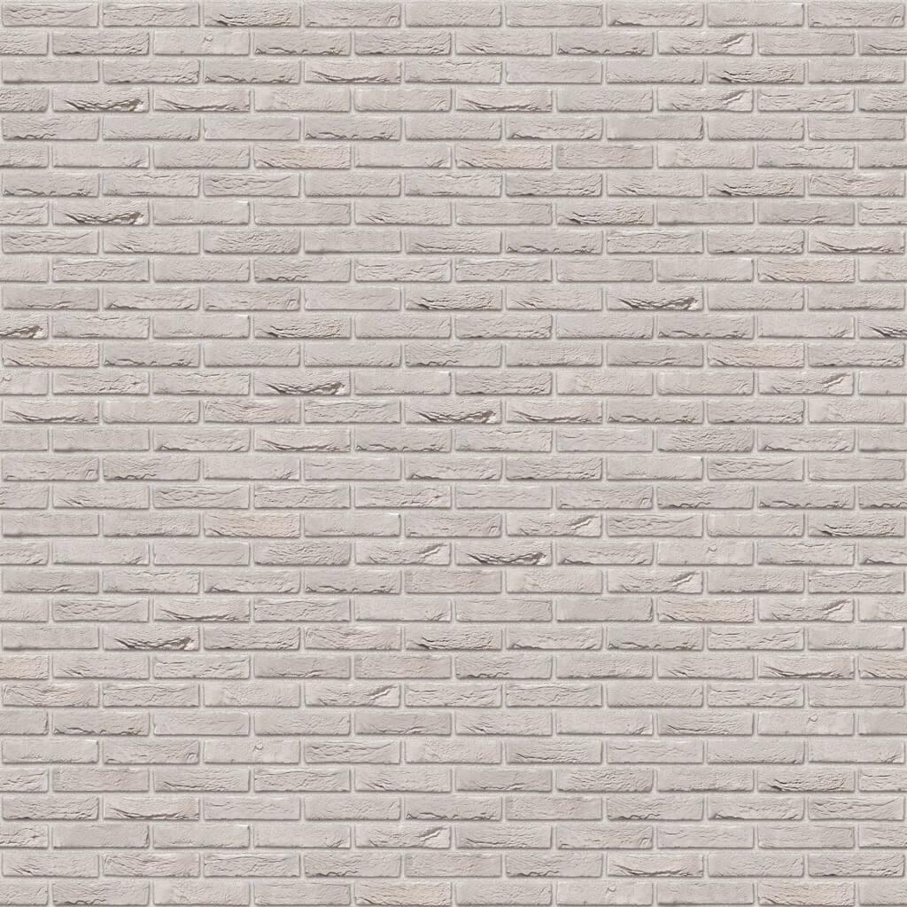 Dekorativna cigla listela Vandersanden 75-quartis Svetlo Siva