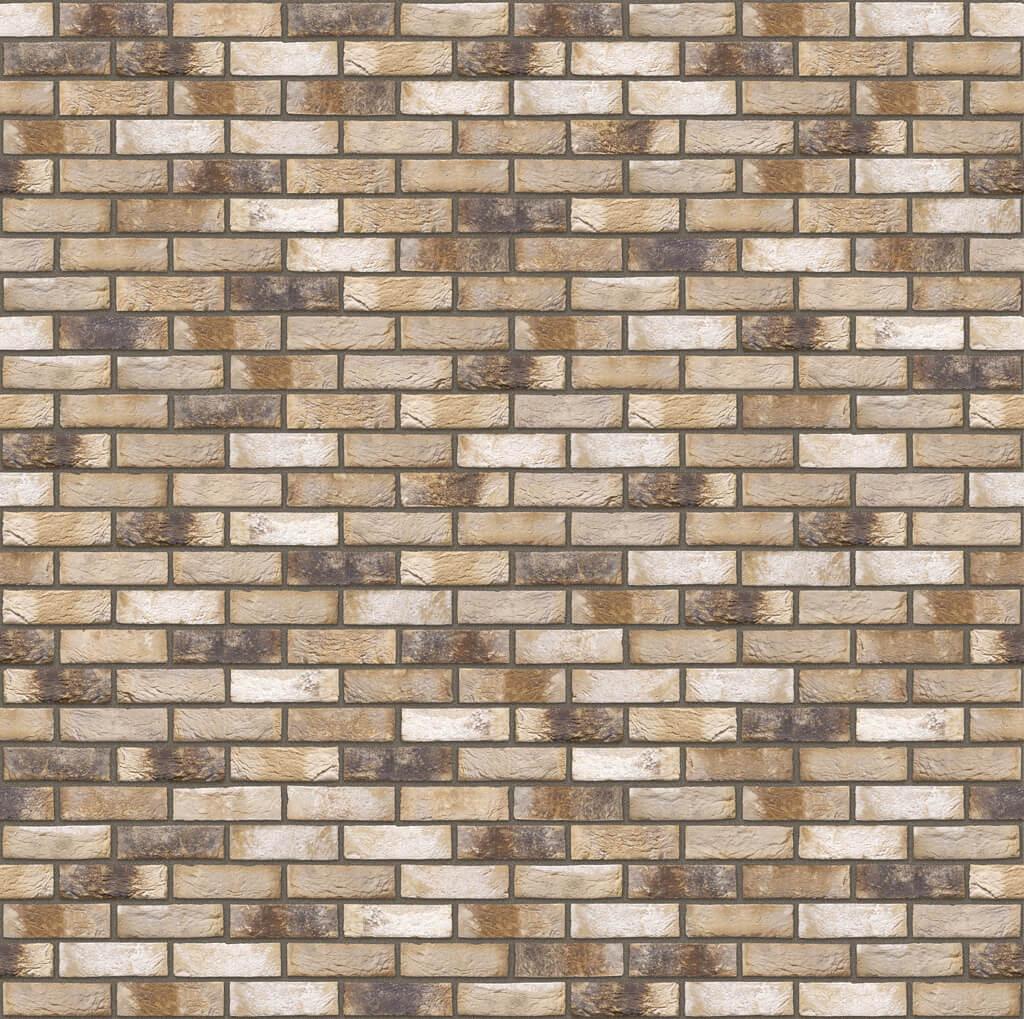Dekorativna cigla listela Vandersanden 81-ligure Tamno Siva