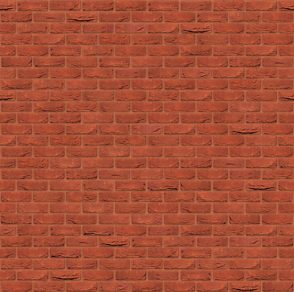 Dekorativna cigla listela Vandersanden 86-boston Crvena