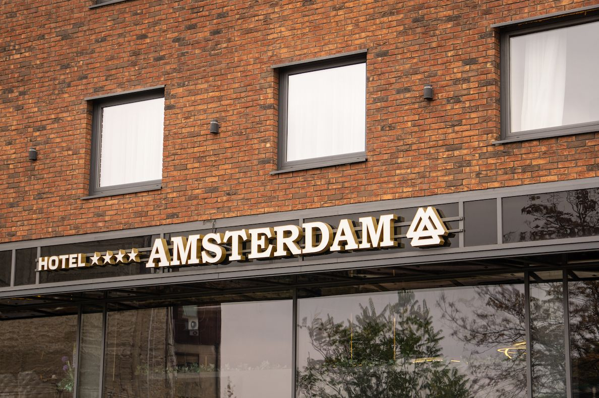Hotel Amsterdam Brick House referenca