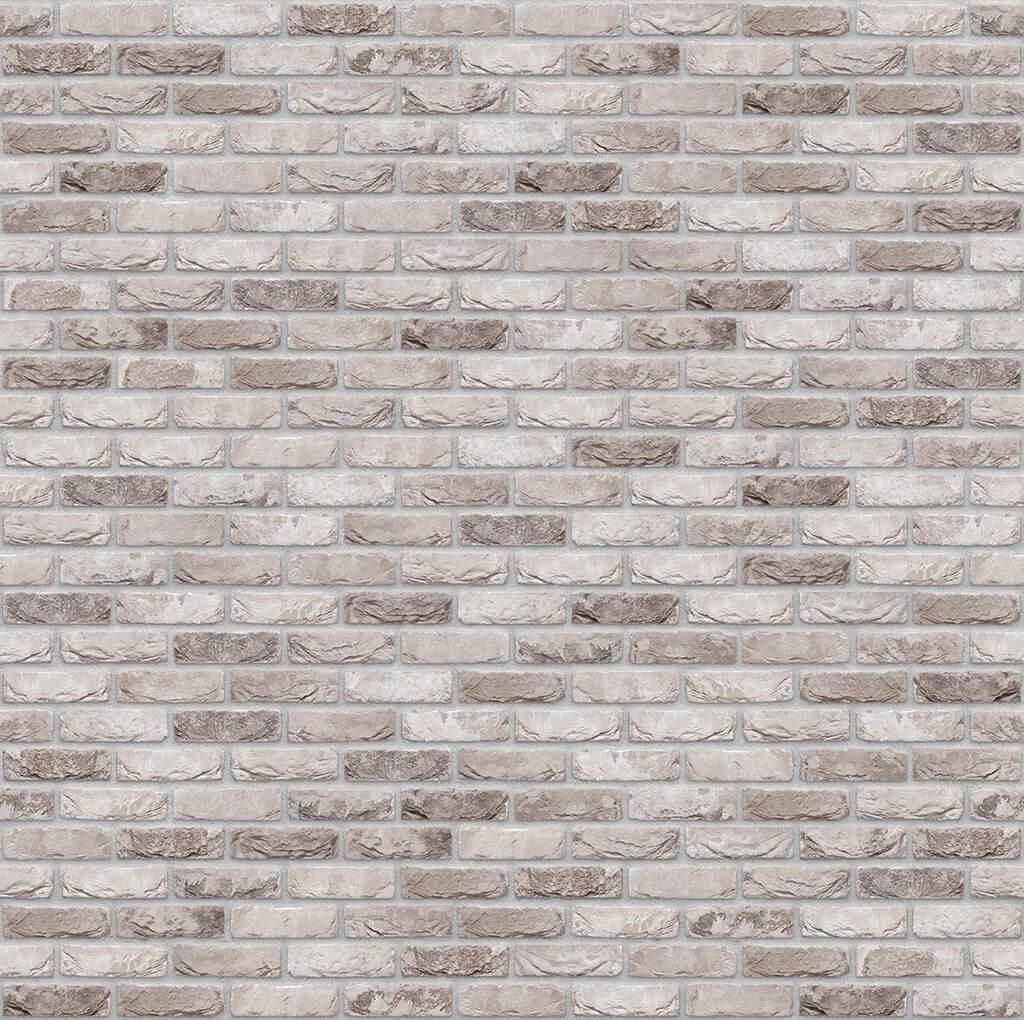 Dekorativna cigla listela Vandersanden 045-abt-rugen-antik Svetlo Siva Fuga