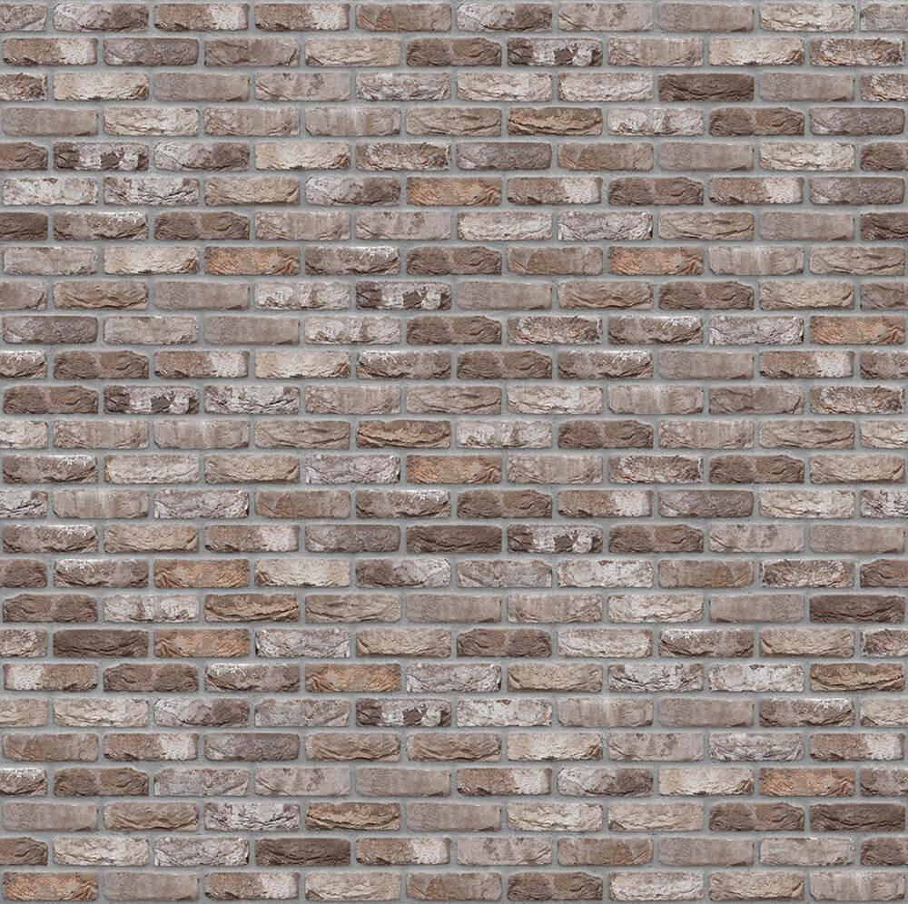 Dekorativna cigla listela Vandersanden 145-abt-poel-antik Svetlo Siva Fuga